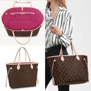 💕NEW WITH TAGS💕 NEVERFULL MM LOUIS VUITTON